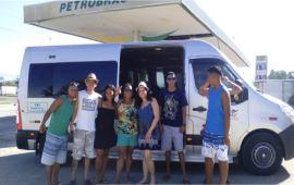 Aluguel de Vans em Barra do Piraí